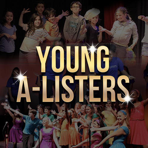 YOUNG A LISTERS Self empowerment Performing Arts School Wembley logo