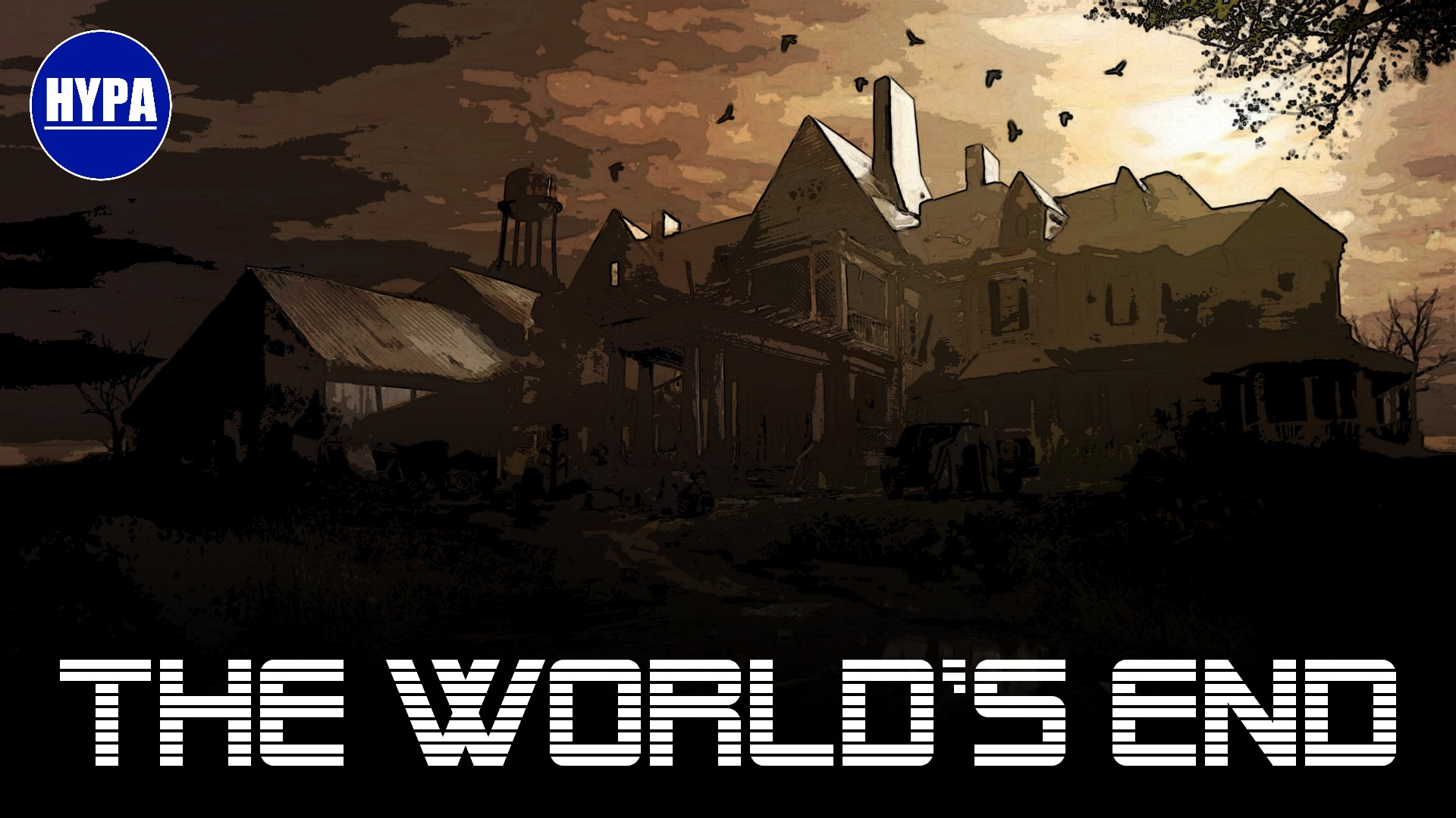 The Worlds End Key Art Alternate