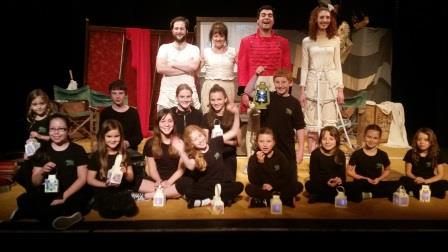 Drama classes Warminster