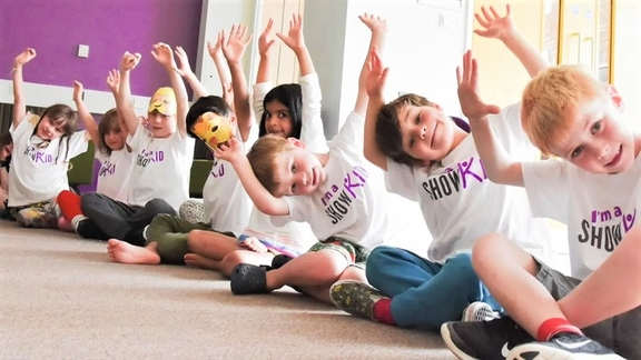 Drama classes Clapton, Stoke Newington and Forest Gate